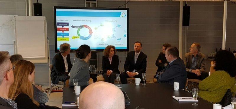 Samenvatting symposium 'Van lineair naar circulair bouwen' 20 april 2017